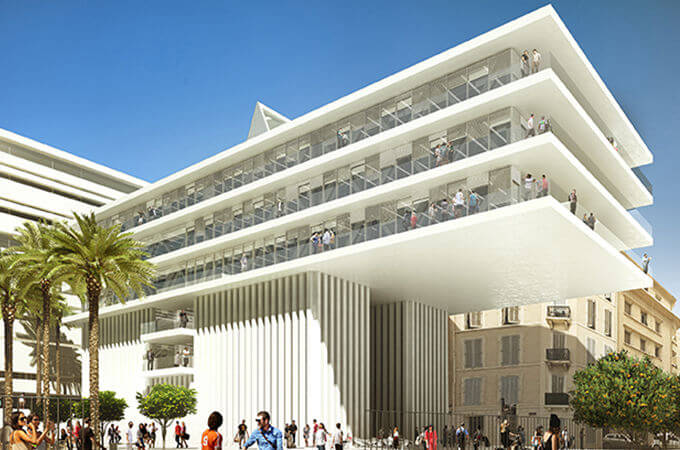 Toulon campus - KEDGE