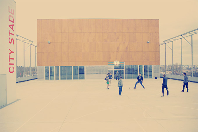 Sport Facilities - KEDGE