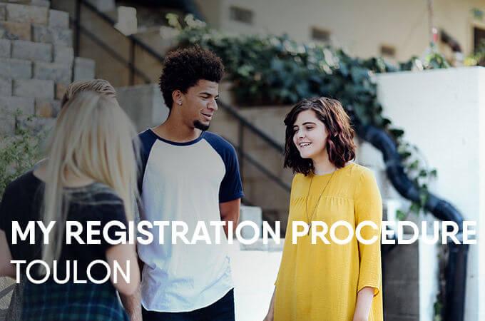 My registration procedure  - KEDGE
