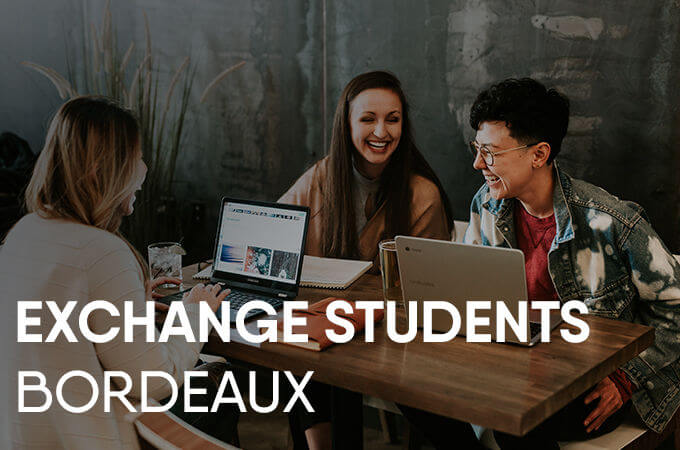 Exchange students (simple exchange and Double Degree students) - KEDGE
