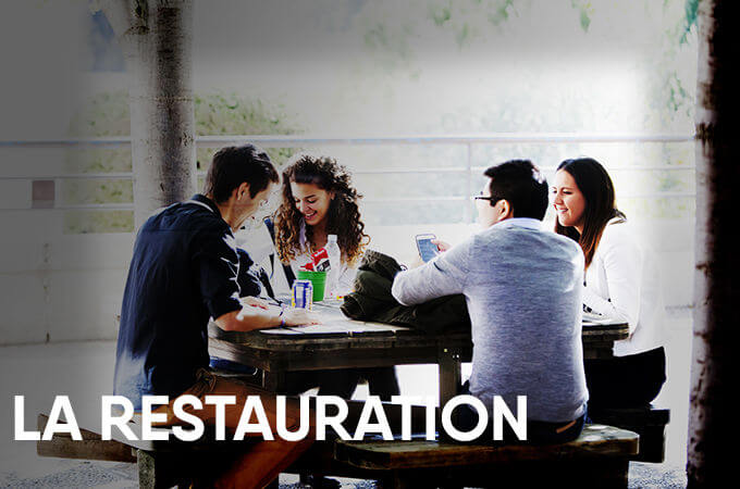 Restauration - KEDGE