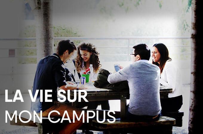 La vie sur mon campus - KEDGE