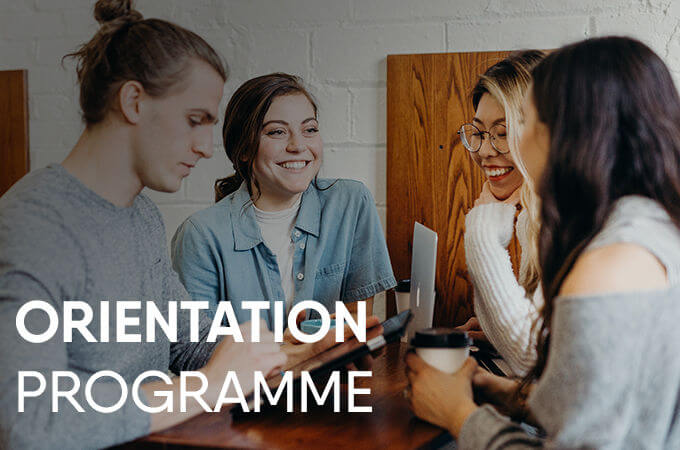 Orientation programme - KEDGE