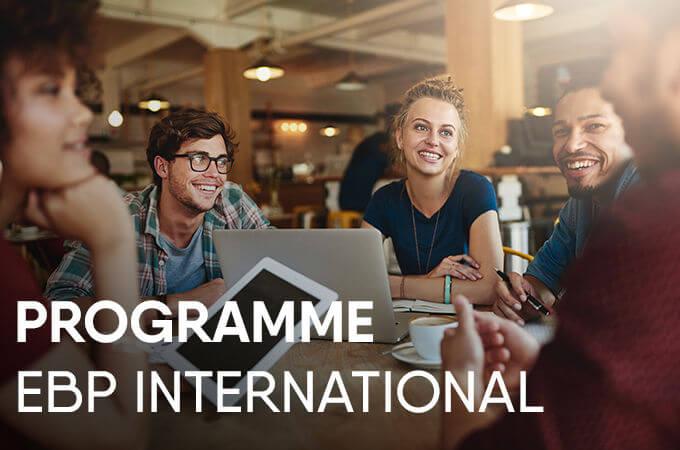 Programme EBP International - KEDGE