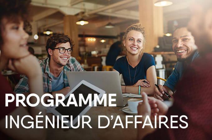 Programme Ingénieur d'Affaires - KEDGE